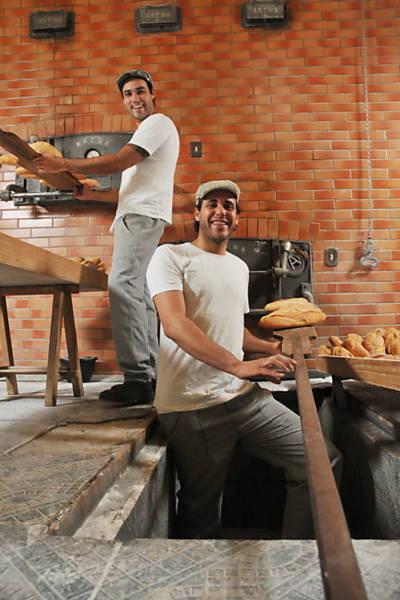 """Os """"fazedores"""" de pães"""