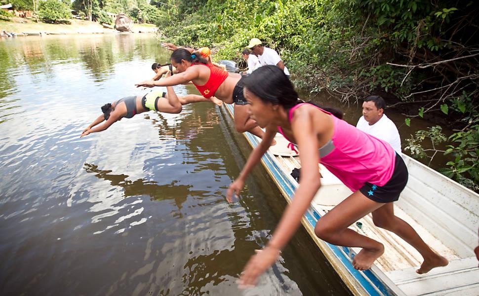 Jogos Indígenas do Amapá