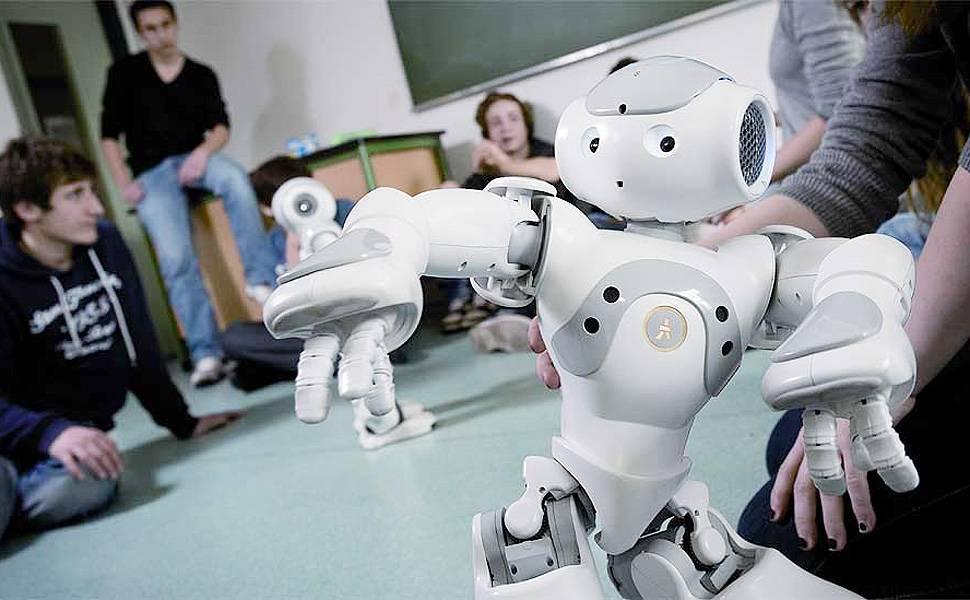 Museu da Ciência mostra história dos robôs