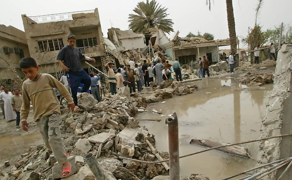 Invasão do Iraque