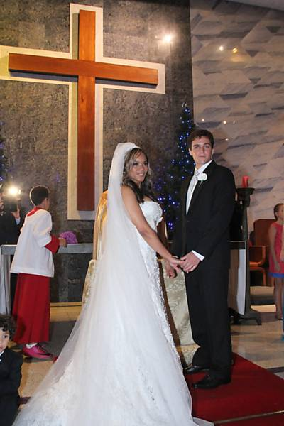 Casamento de Felipe Dylon e Aparecida Petrowky