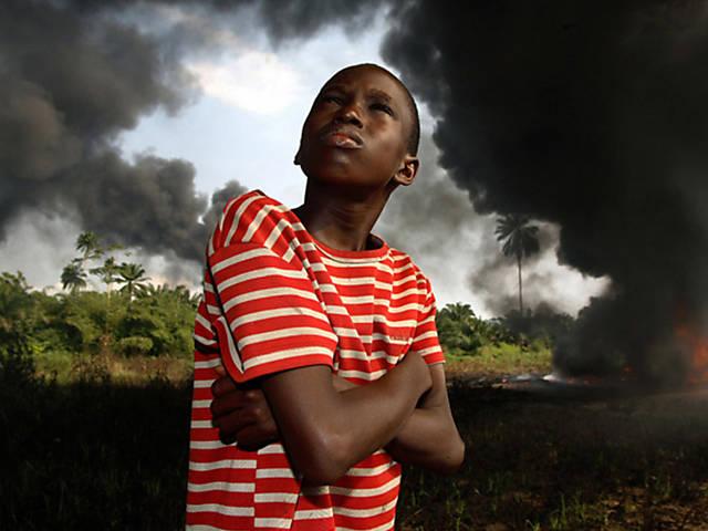 Livro mostra como nigerianos veem a si mesmos