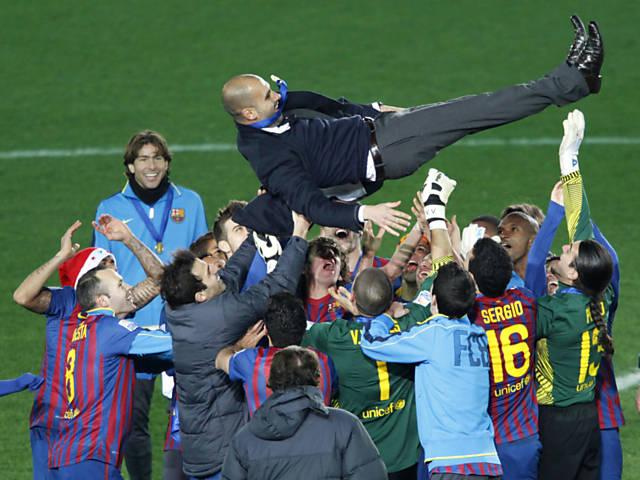 Final - Barcelona 4 x 0 Santos
