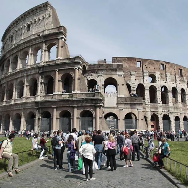 Roma a pé
