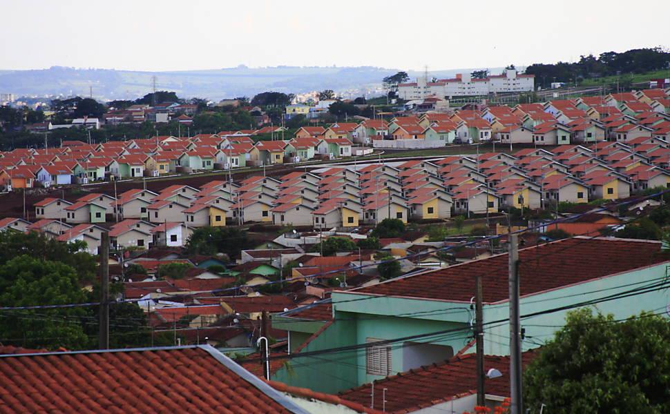 Problemas em casas populares de Ribeirão Preto