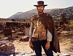 Clint Eastwood interpreta Blondie no western