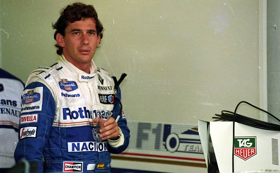 Ayrton Senna na Williams