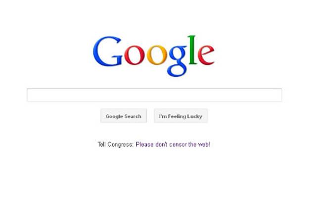 Sites protestam contra lei antipirataria nos EUA