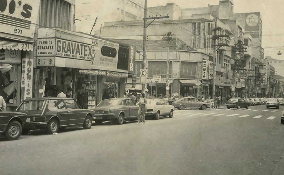 São Paulo na década de 70