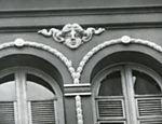 Fachada de prédio na rua Santa Ifigênia em março de 1978 <a href=