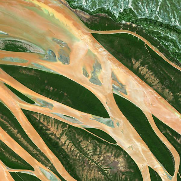 Concurso elege melhor imagem captada por satélite