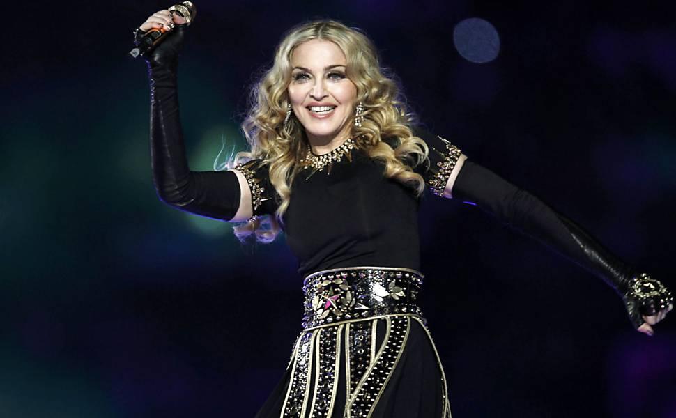 Madonna no Super Bowl 46