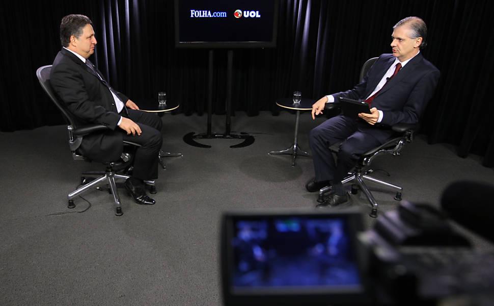"""Anthony Garotinho no programa """"Poder e Política"""""""