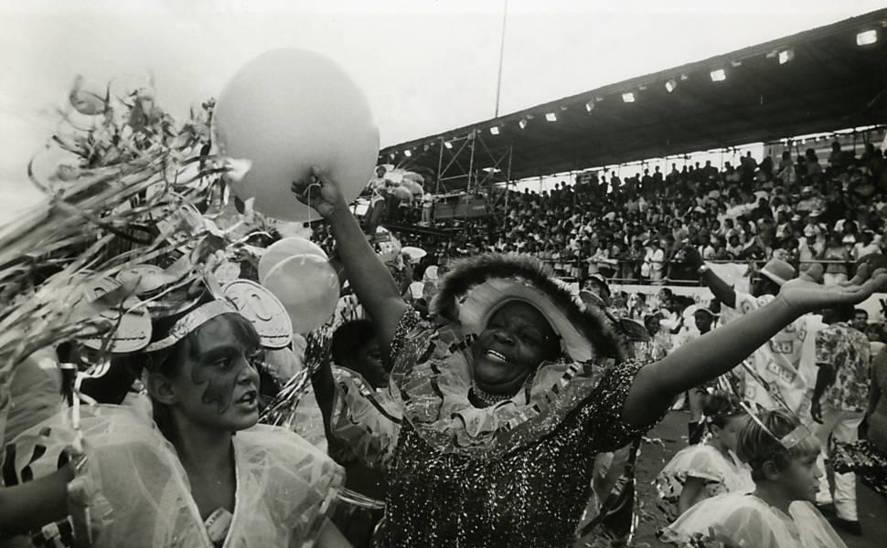 Carnaval em décadas