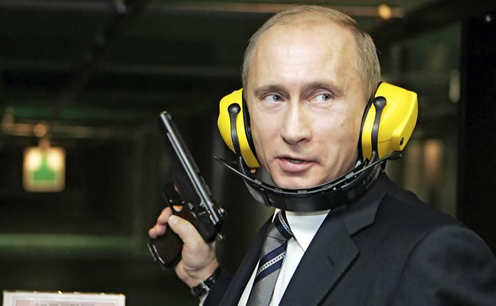 Putin aventureiro