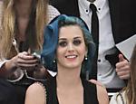 Katy Perry no desfile da Chanel em Paris
