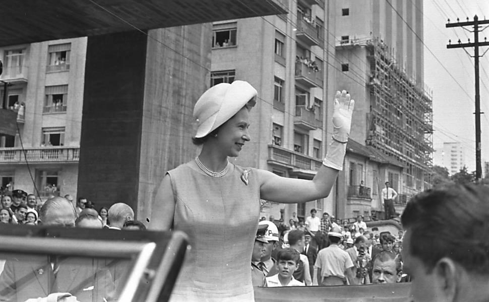 Visitas da Família Real britânica ao Brasil