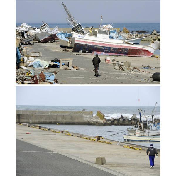Japão um ano depois de tsunami