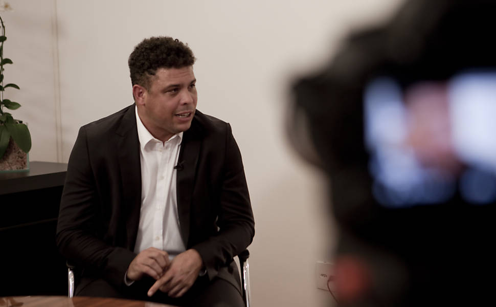 Poder e Política - Ronaldo Nazário