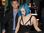 Katy Perry deixando casa noturna em Londres