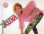 Capa do primeiro disco de Xuxa, de 1986, quando a apresentadora tinha 23 anos