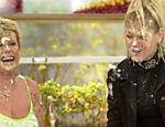 Ana Maria Braga e Xuxa fazem guerra de bolos no