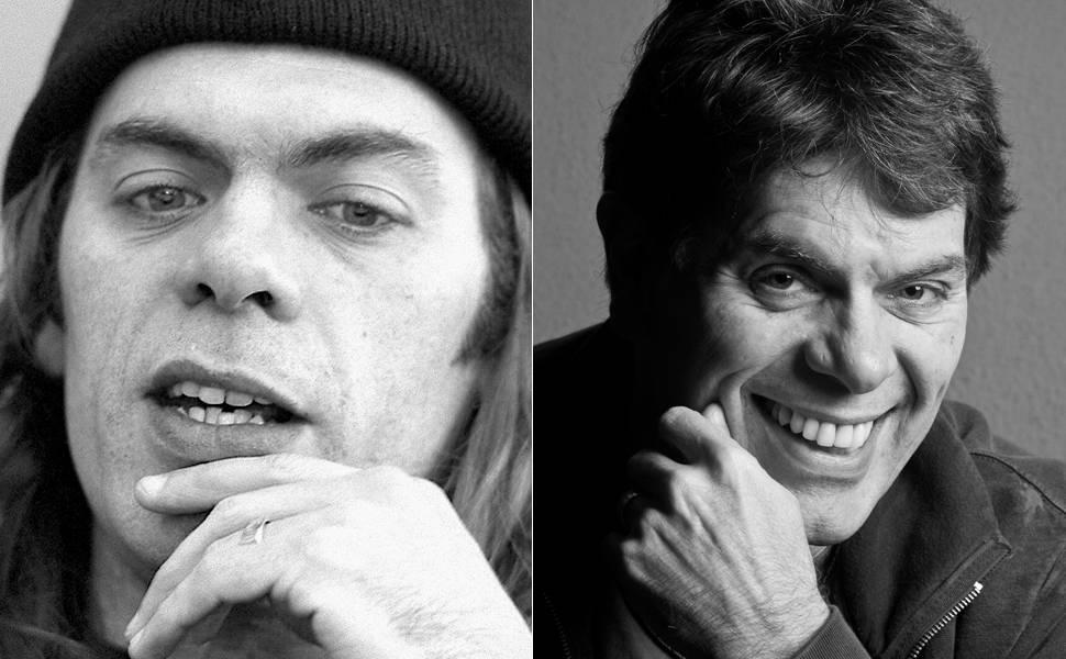 Músicos: antes e depois