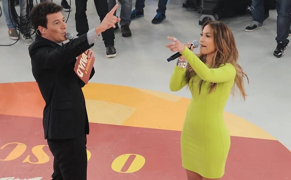 Jennifer Lopez em SP