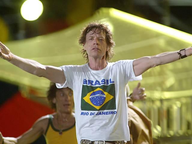 70 anos de Mick Jagger