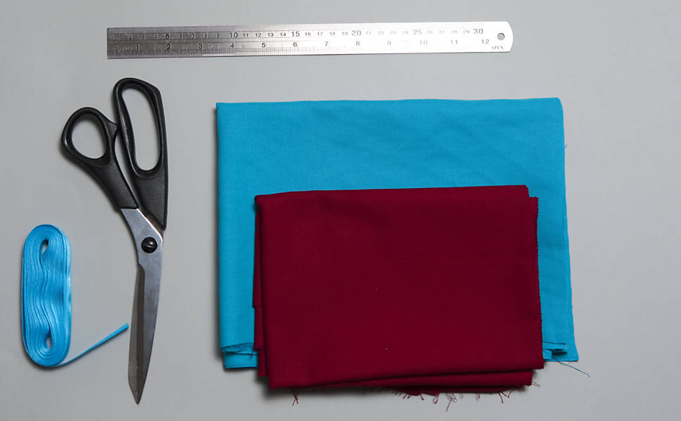 Varal de tecido