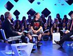 Roberto Justus recebe Tiririca e DJ Rica Amaral em seu programa <a href=