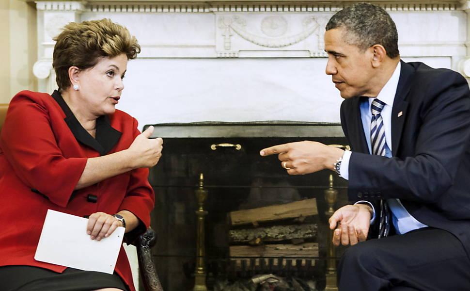 Visitas de presidentes Brasil-EUA