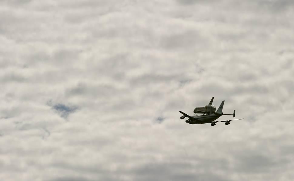 Ônibus espacial Discovery
