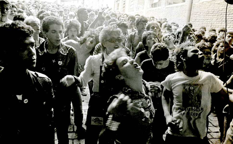 Punk nos anos 80