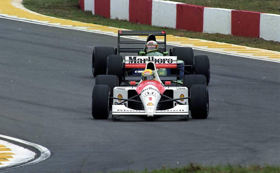 Isto é Ayrton Senna