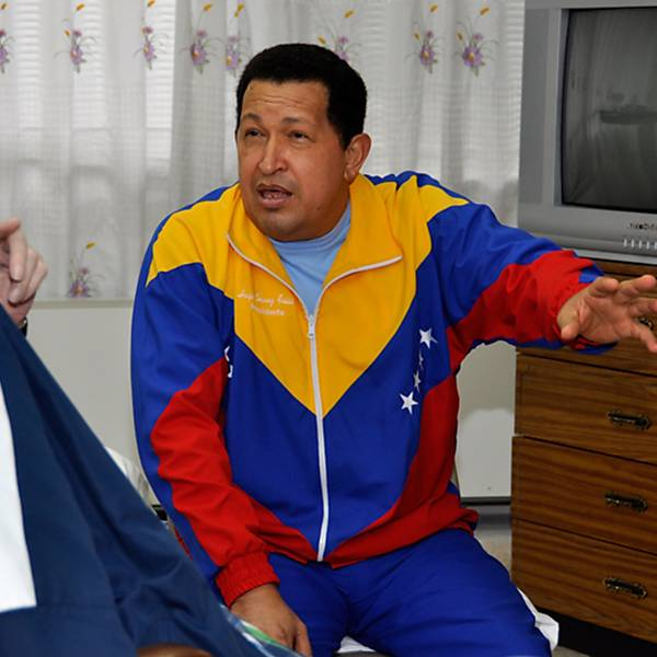 Morre Hugo Chávez