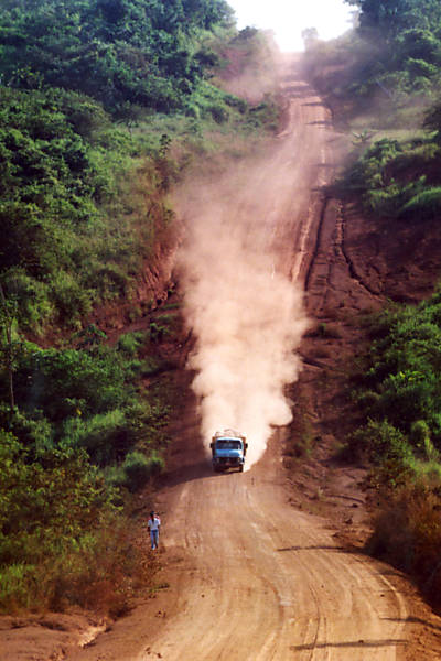 THE TRANS-AMAZONIAN HIGHWAY
