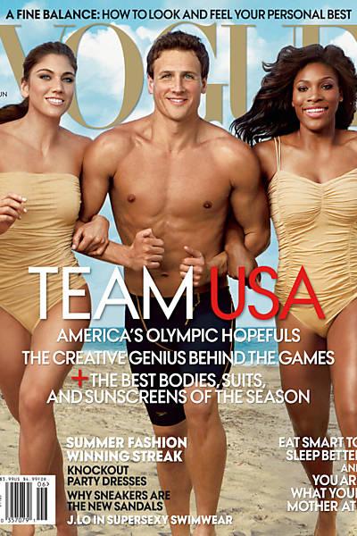 'Vogue' olímpica