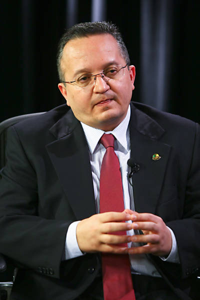 Pedro Taques em entrevista ao Poder e Política