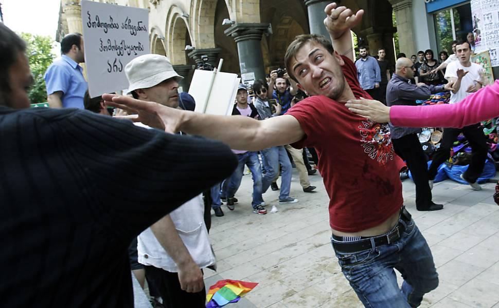 Dia contra Homofobia pelo mundo