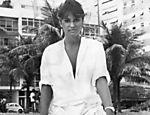 Em 1983, ela já esbanja sensualidade em retrato para a Folha