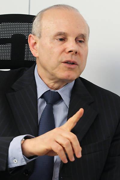Guido Mantega em entrevista ao Poder e Política