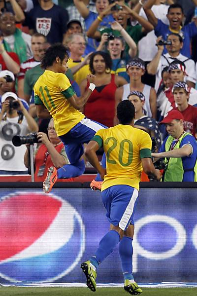 EUA x Brasil