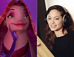 Angelina Jolie dubla a personagem Lola no filme