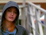 Angelina Jolie em cena do filme