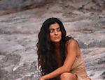 Juliana ficou com a pele mais bronzeada para encarnar a personagem do romance de Jorge Amado