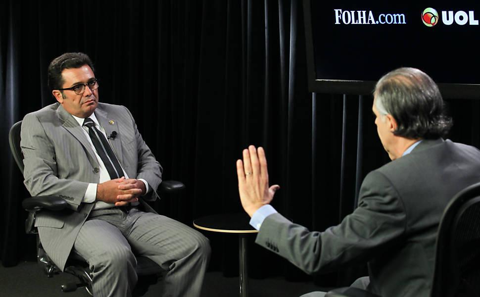 Vital do Rêgo em entrevista no poder e política