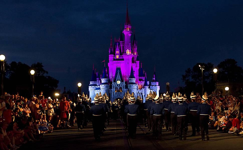 Parques da Disney em Orlando
