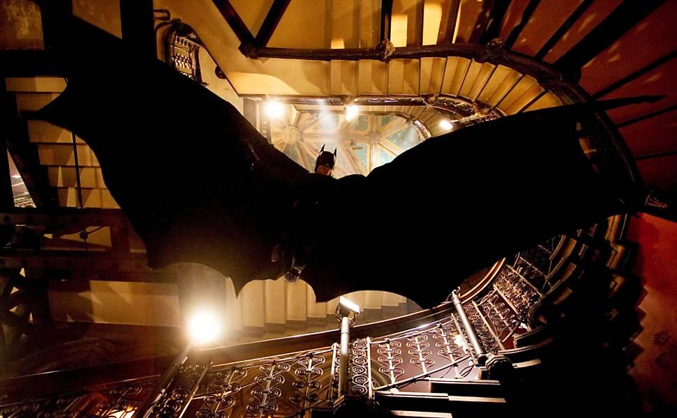"""""""Batman: O Cavaleiro das Trevas Ressurge"""""""