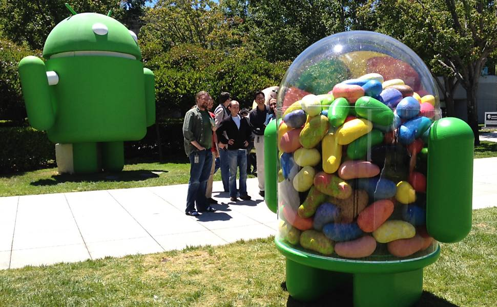 Conheça por dentro a sede do Google